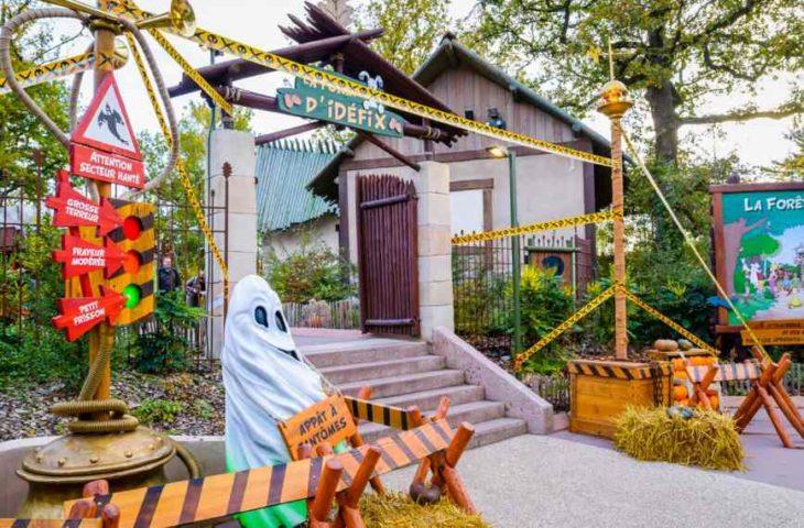 Halloween 2020 Peur sur le Parc Asterix