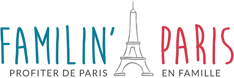 logo Familin'Paris, enjoy Paris with your family