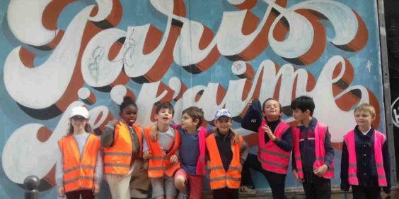 anniversaire jeu de piste dans Paris