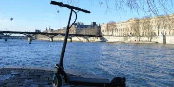 Louer une trottinette électrique pour visiter Paris