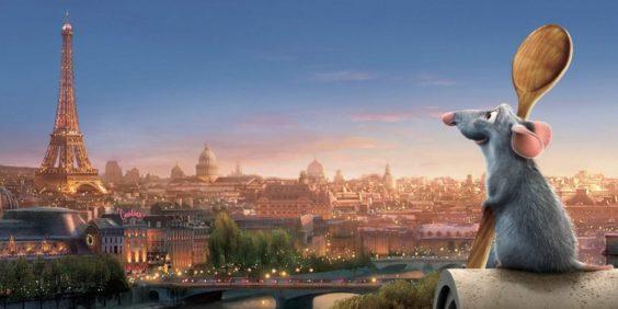 """La visite guidée """"Paris dans les dessins animés"""""""