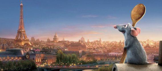 la visite guidée Paris dans les déssins animés
