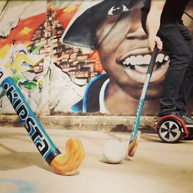 Anniversaire original dès 8 ans : E-hockey en hoverboard