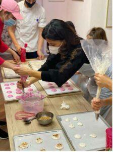 atelier de cuisine pour les enfants