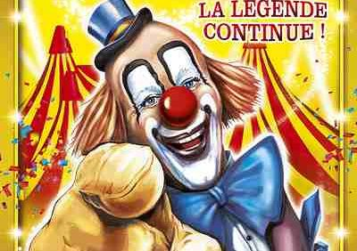 """Circus Pinder: """"The Legend Continues"""""""