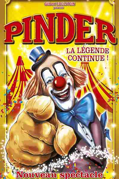 Pinder circus in Paris