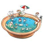 piscine à Paris : bassin pour les enfants à paris