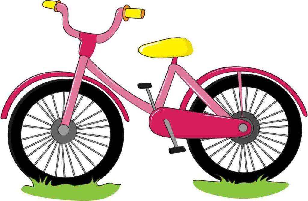 en vélo en famille