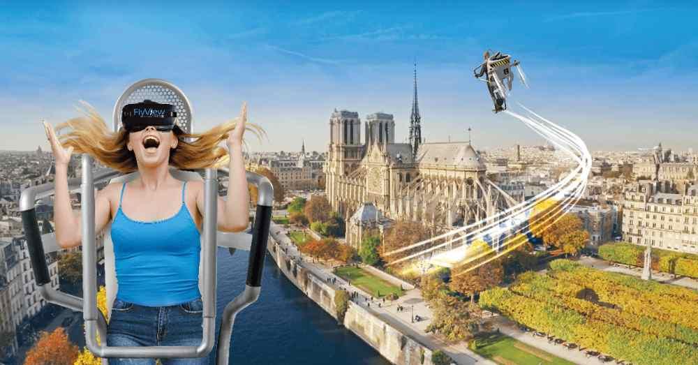 vente flash France tarif reduit sur les billets FlyView