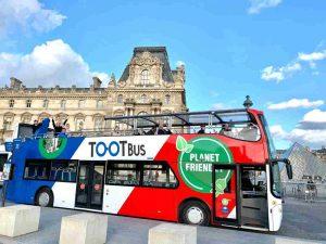 2 day pass Toot Bus