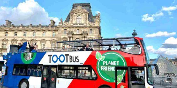 Paris Express – Paris en 2h avec Tootbus