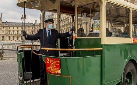 Le Vintage Tour — Paris en bus vintage