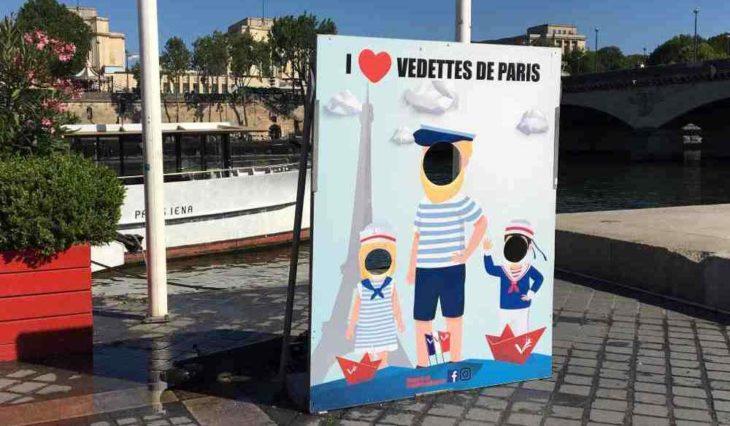 les mysteres de paris, croisiere enfant sur la Seine des Vedettes de Paris