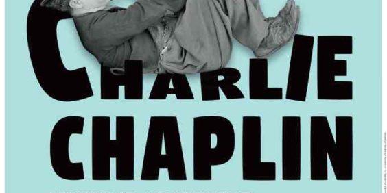 Charlie Chaplin, the one-man band...