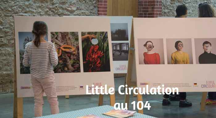 little Circulation at 104, the photo exhibition for children