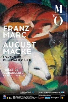 exposition Franz-Macke à l'Orangerie