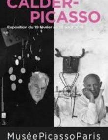 Calder-Picasso, l'exposition au musée Picasso en 2019