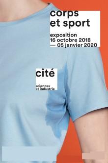 Expo Corps et sport à la cité des Sciences à la Villette