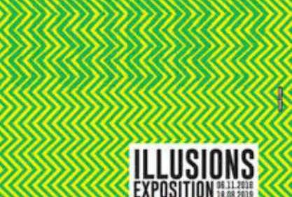 Is this an illusion? at the Palais de la Découverte