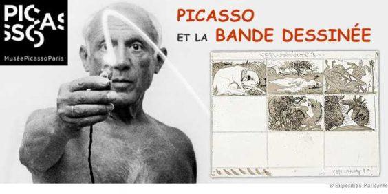 Picasso et la bande dessinée