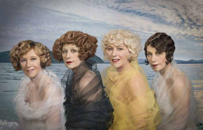 Fondation Vuitton : expo de photos de Cindy Sherman