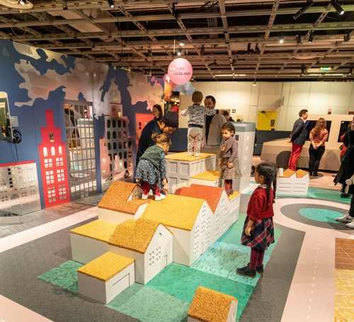 exhibition Contraires 2020/2021