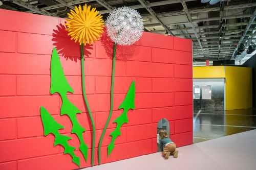 exhibition at the Cité des Sciences 2020