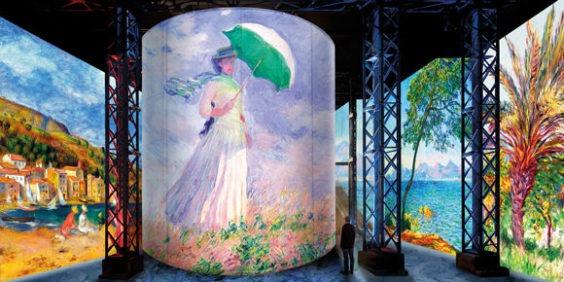 Monet, Chagall, Renoir… de l'impressionnisme à la modernité