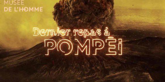 Dernier repas à Pompéi