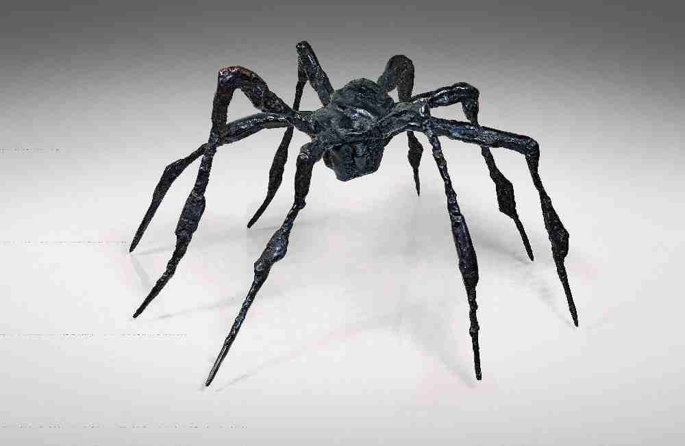 araignée de Louise Bourgeois