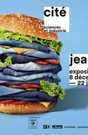 Jean exhibition at the Cité des sciences et de l'industrie