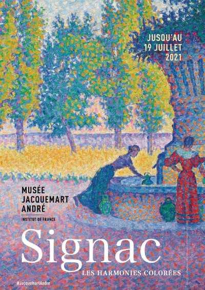 exposition Signac au musée Jacquemart André