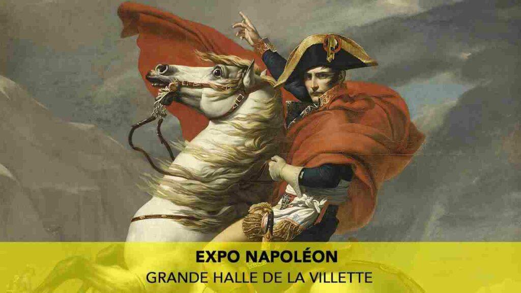 Napoléon l'Expo à la Grande Halle de la Villette