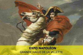 Napoleon the Expo at the Grande Halle de la Villette