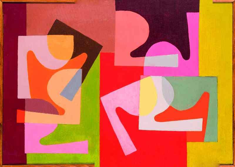 exposition centre Pompidou sur les femmes et l'abstraction