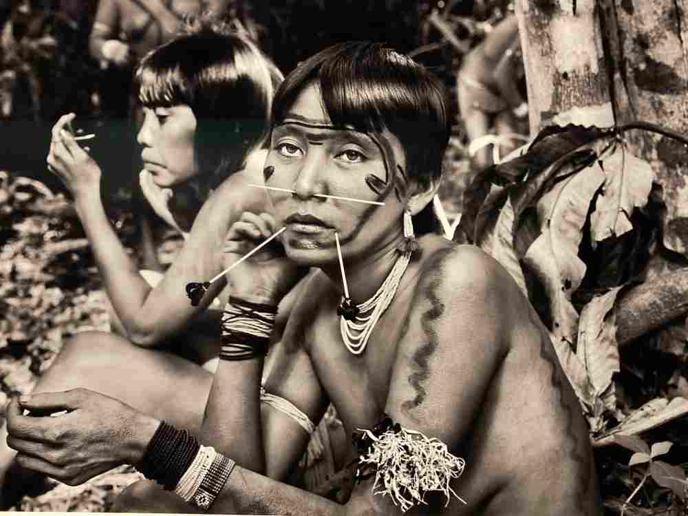 exhibition Sagaldo Amazonia