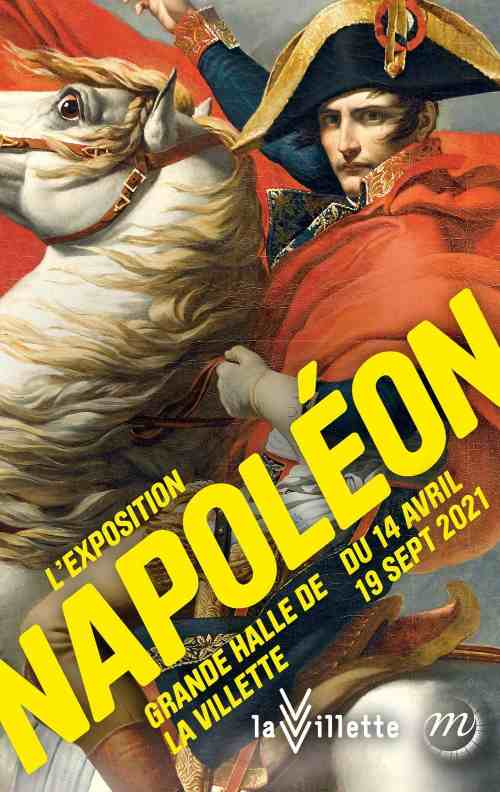 Exhibition Napoleon billet