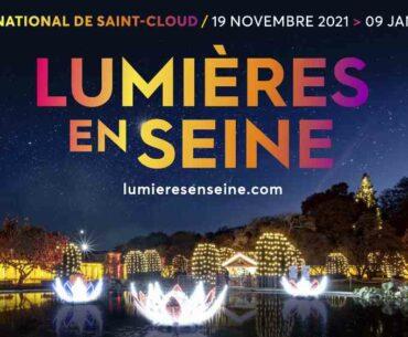 lumieres en seine, le grand spectacle de fin d'année