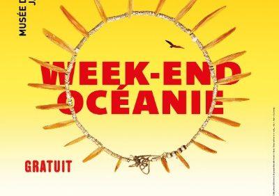 Week-end Océanie au musée du Quai Branly