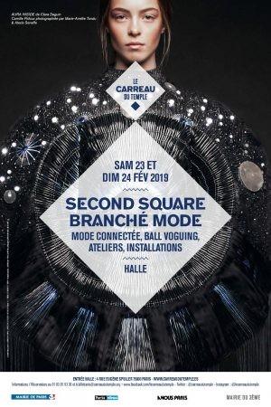 Second Square au carreau du Temple à Paris, les animations gratuites pour le week-end