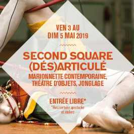 Second Square, the free family outing at the Carreau du Temple