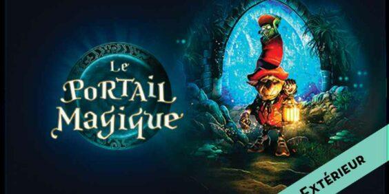 """Escape Game : """"le portail magique""""  (92)"""