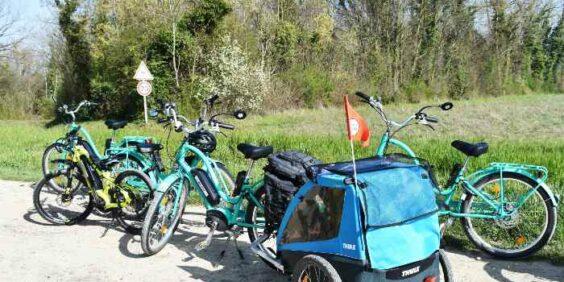 Vél'OFIL, le Véxin en vélo électrique