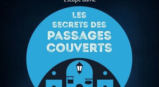 escape game en outdoor dans les passages couverts
