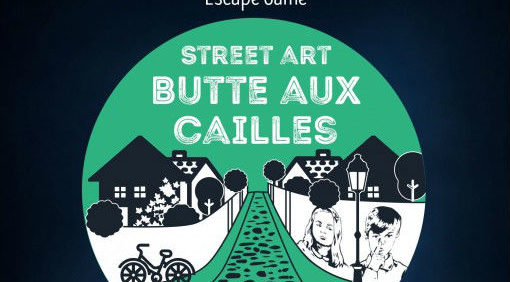 "L'Escape Game ""Street Art à la Butte aux Cailles"""