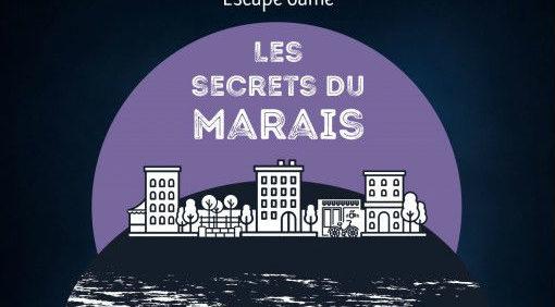 escape game en extérieur dans le quartier du Marais