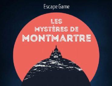 Escape game in Montmartre