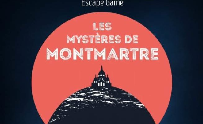 Escape game in Montmartre