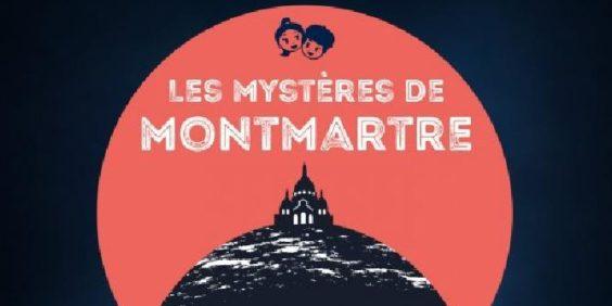 """L'Escape Game """"Les Mystères de Montmartre"""" (parcours enfant)"""