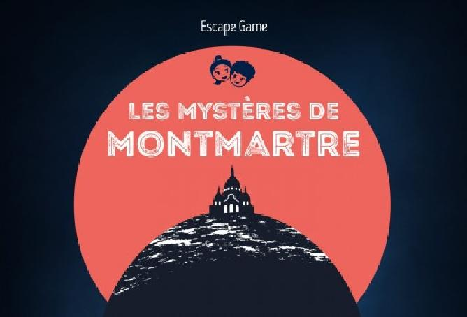 escape game à Montmartre en extérieur